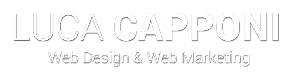 Luca Capponi Web Design % Web Marketing